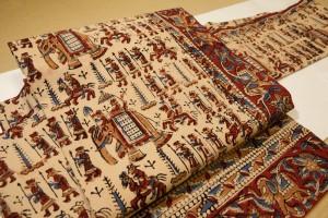 インド製ベッドカバー